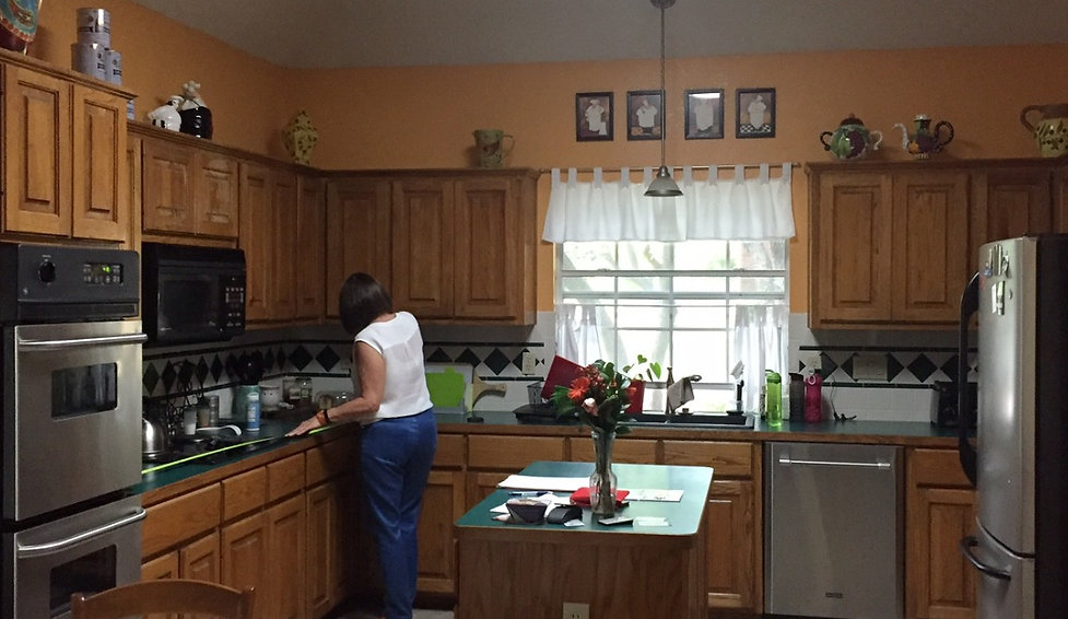 Shavano Kitchen Before