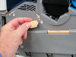Changing a Xerox Drum Cartridge in a Workcentre 78xx Series