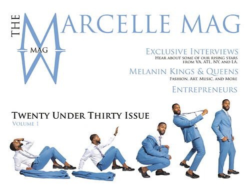 The Marcelle Mag Vol. 1 Digital Copy
