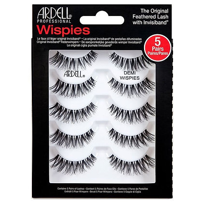 ARDELL DEMI WISPIES 5 PAIRS PACK