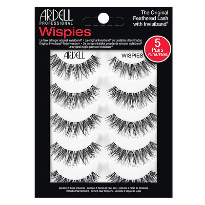 ARDELL WISPIES 5 PAIRS PACK