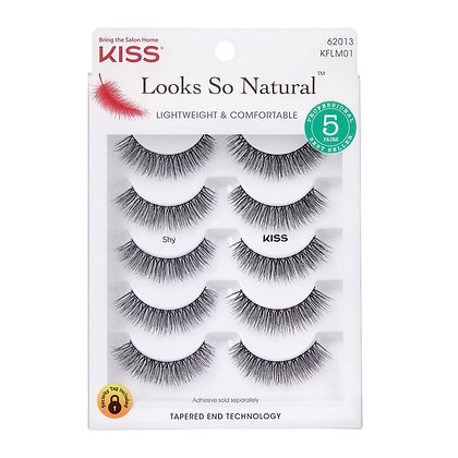 KISS MULTIPACK - Looks So Natural (Shy)