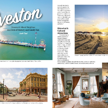 Galveston: Much more than a Beach Town