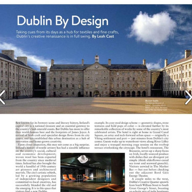 Dublin by Design (Houston Citybook)
