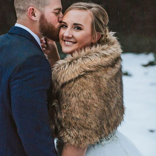 Ended 2018 with this beautiful bride and