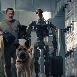 Finch   Tom Hanks aparece com seu amigo robô na primeira imagem oficial do filme de sci-fi
