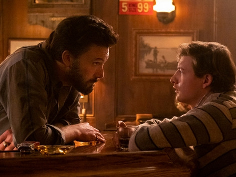 The Tender Bar   Trailer mostra Ben Affleck como um tio inspirador no drama de George Clooney