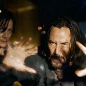 Matrix Ressurrections   Trailer oficial finalmente liberado