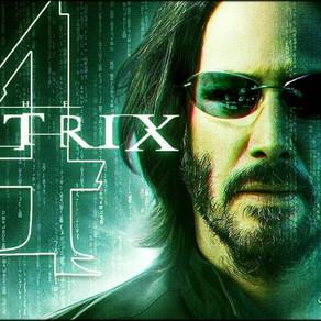 Matrix 4   Sequencia é oficialmente intitulada: The Matrix Resurrections