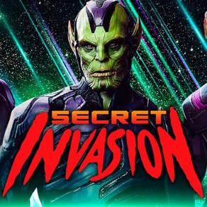 Invasão Secreta | Samuel L. Jackson anuncia inicio da produção