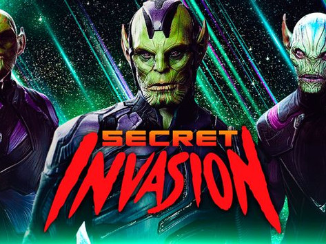 Invasão Secreta   Samuel L. Jackson anuncia inicio da produção