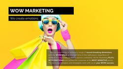 wow marketing webheader