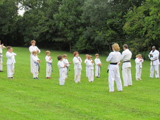 Seido Karate Somerset's Children's Summer Camp