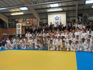 Seido UK Children's Tournament 2015