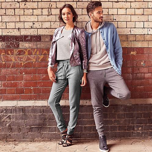 vegan joggers, slim fit trendy tailored fit for vegan men and women from Vegan Happy Clothing
