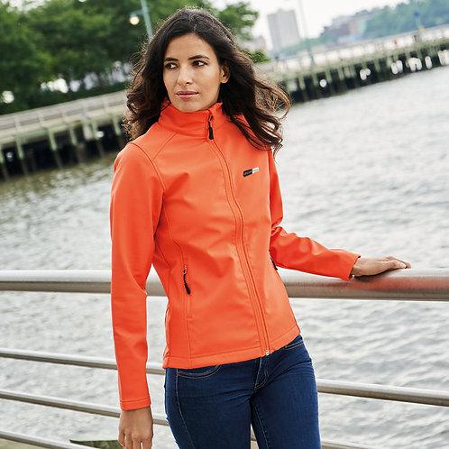 Vegan Jacket women's Hammer Soft-shell jacket in 8 colours from Vegan Happy Clothing