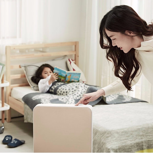 Air Purifier WINIX ZERO N Air Purifier for smaller rooms with 3-stage filter and high CADR from Bright Air