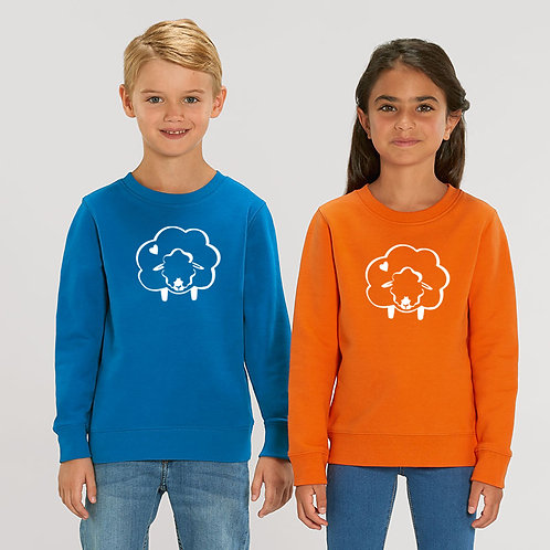 Kids Unisex Changer Sweatshirt