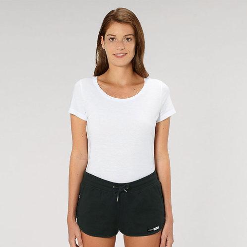 Vegan Women's Shorts Stella Cuts Jogger Shorts from Vegan Happy Clothing