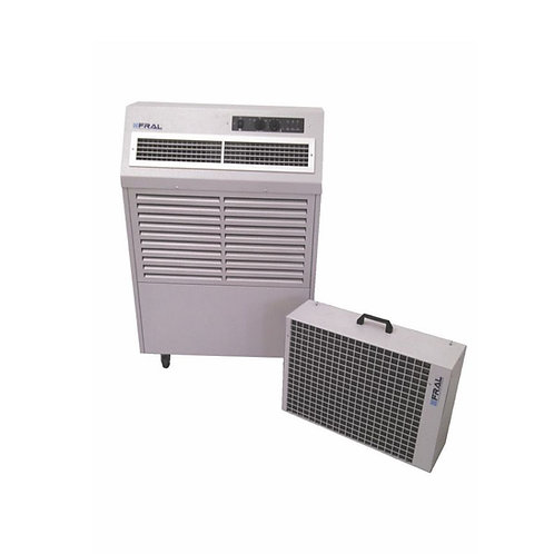 Fral Avalanche 7kw  Split Portable from Bright Air