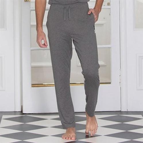 Vegan Guys Sleepy Pants with subtle vegan logo from Vegan Happy Clothing
