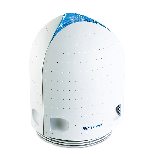 Air Purifier Airfree P40 to destroy viruses for rooms up to 16m2 from Bright Air in white