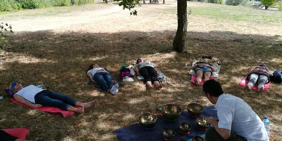 Parcours des cinq sens (Atelier sophrologie et bols tibétains) (1)