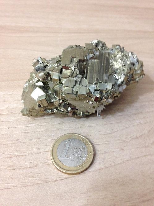 Bloc de Pyrite