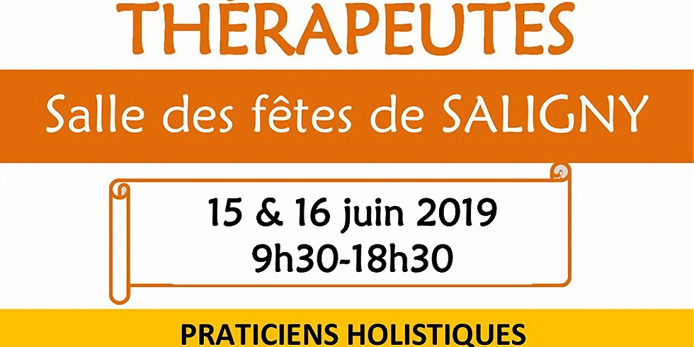 Salon des Thérapeutes - 16 juin