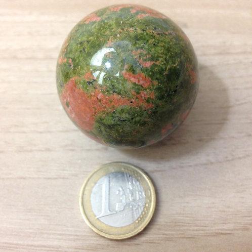 Sphère d'Unakite
