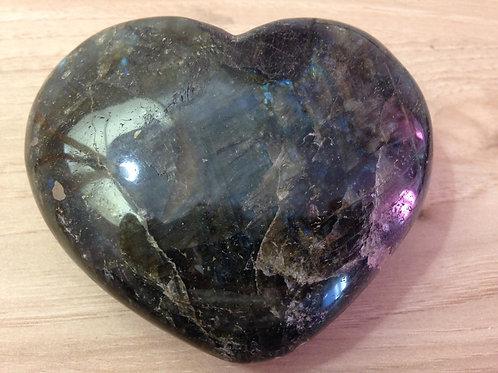 Coeur de Labradorite