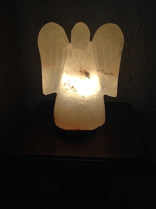 Ange Lampe de Sel