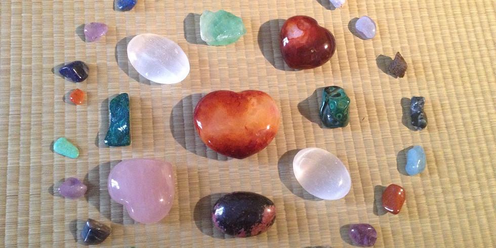 Atelier Mandalas de Minéraux (1)