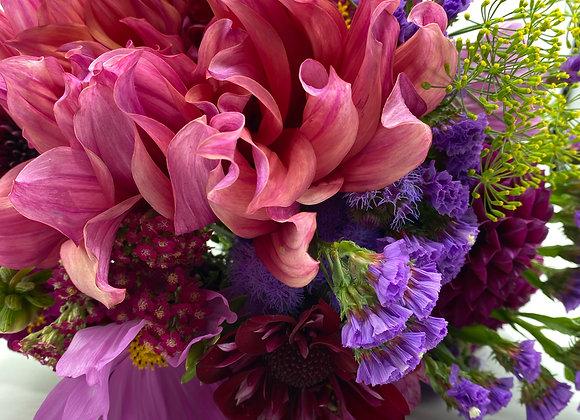 Late Summer Market Bouquet Share