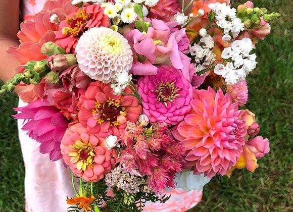 Early Summer Market Bouquet Share