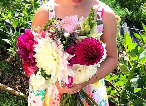 Mid-Summer Dahlia Lover Share