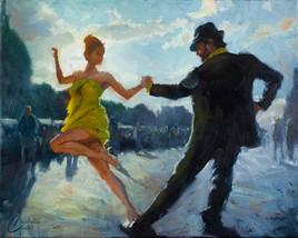 'Tango In The Piazza'
