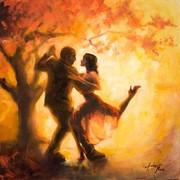 'Spring Tango'