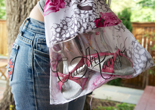 CruzArTango Shoes Bag