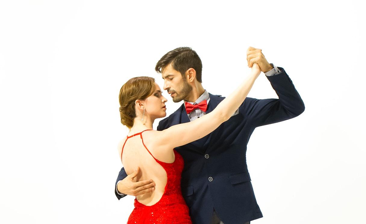 Ezequiel Farfaro y Anabella Diaz Hoj