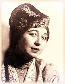 Moñsara Sadıyqova, kompozitor. Моңсара Садыйқова