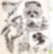 Хайваннар, кошлар турында хикәяләр. Audio stories about animals and birds. Рассказы о животных на татарском