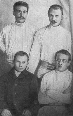 Габдулла Тукай, Фатих Әмирхан, Гафур Коләхмәтов
