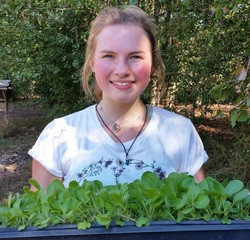 Meet Nora Miller, Environmental Educator at SOUL Garden