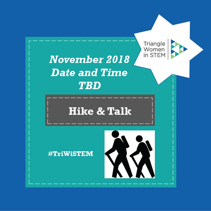 Hike & Talk