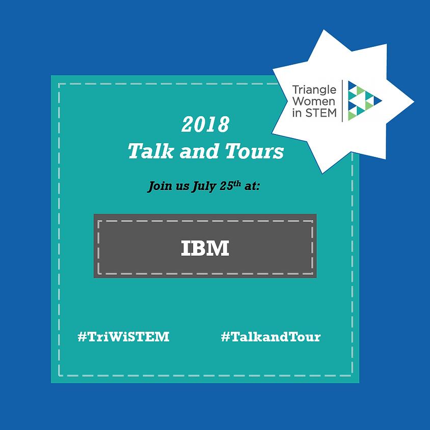 Talk and Tour - IBM