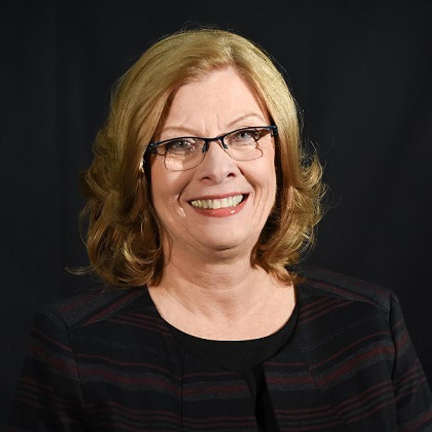 High Profile Speakers - Raleigh Mayor Nancy McFarlane
