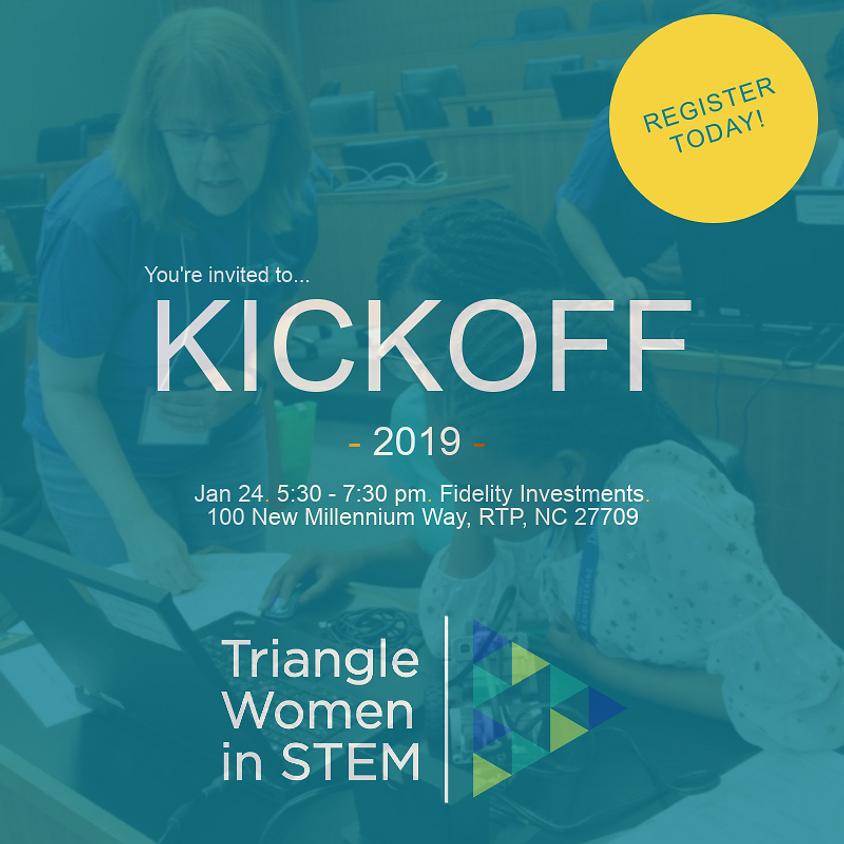 TriWiSTEM Kickoff 2019 Event