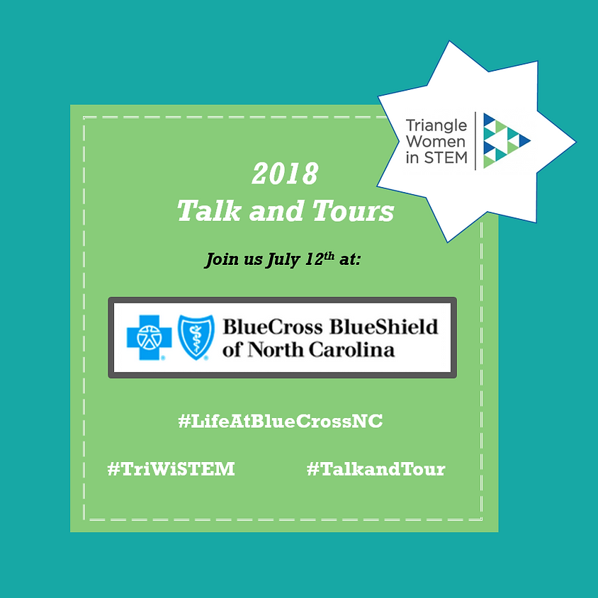 Talk and Tour - Blue Cross Blue Shield NC