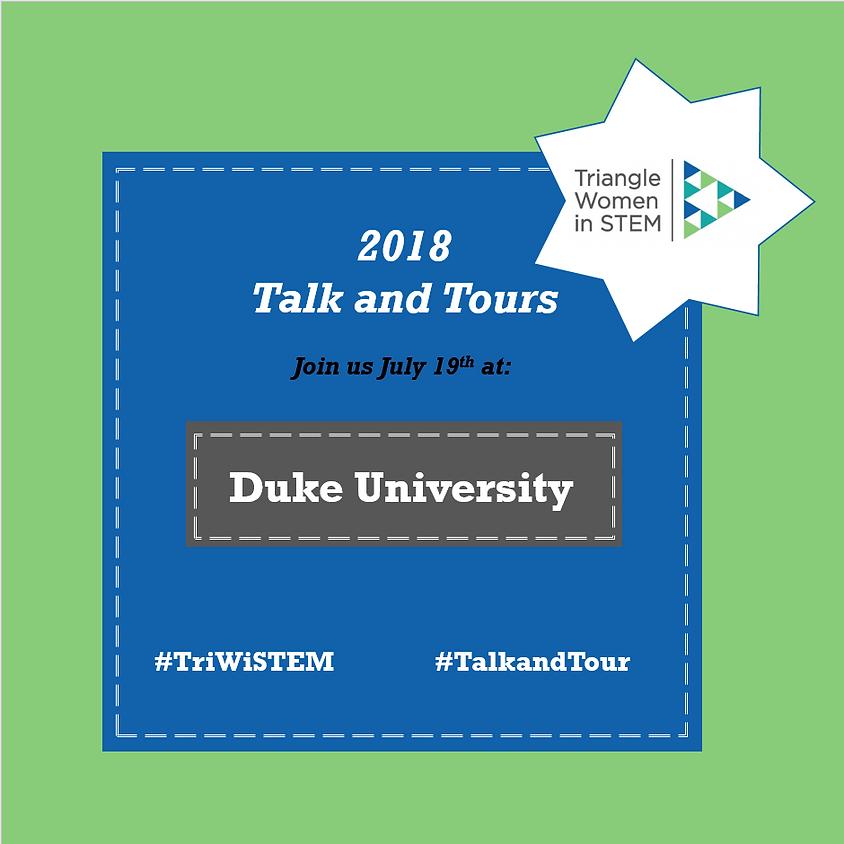 Talk and Tour - Duke University
